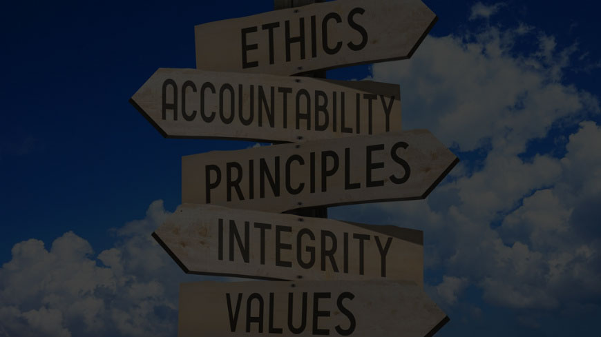 Proxima Networks Values - Integrity
