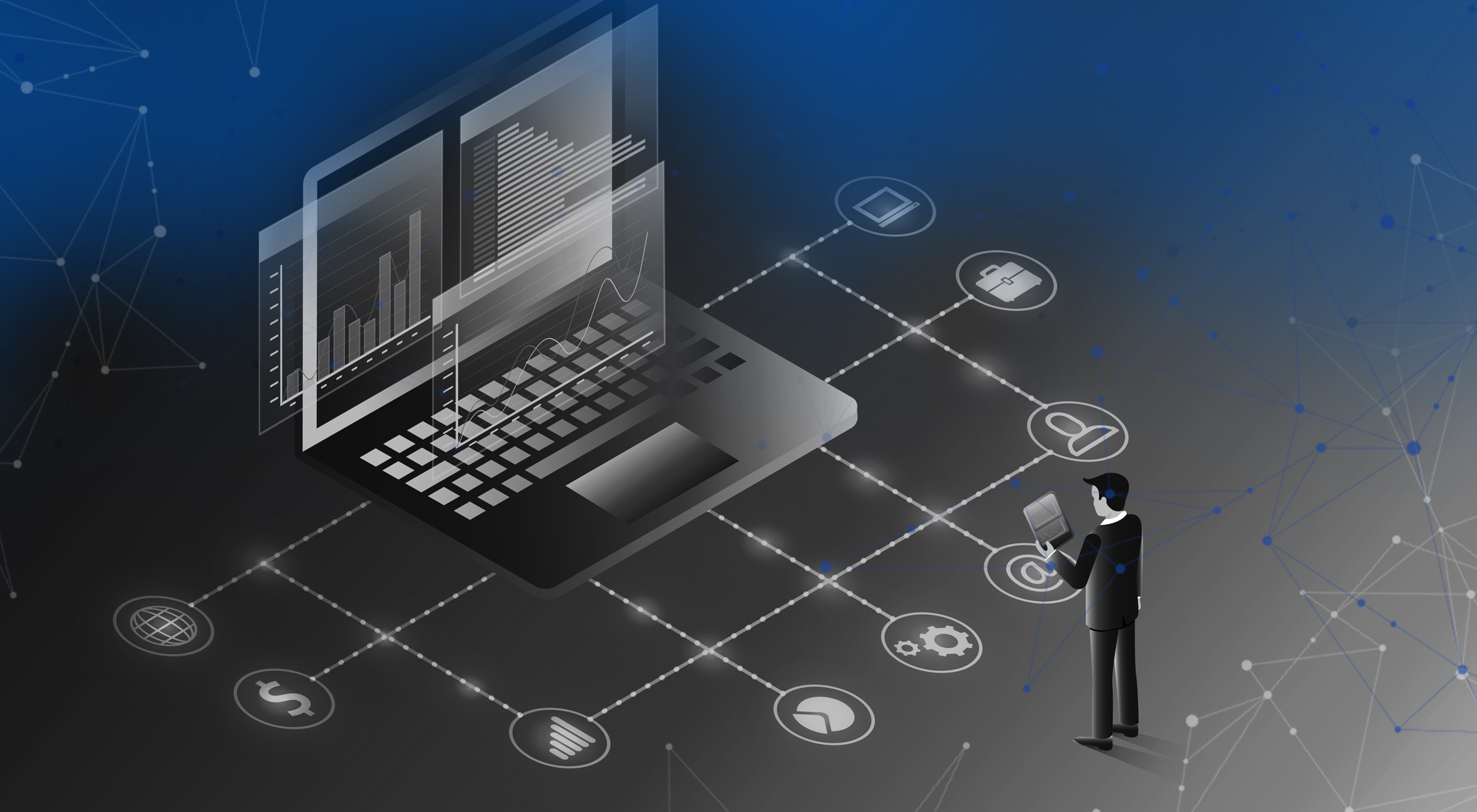 Remote Desktop Management Services in Dubai UAE